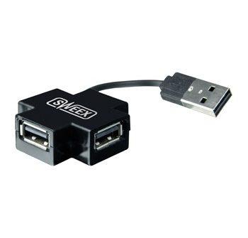 USB hubs plaatje